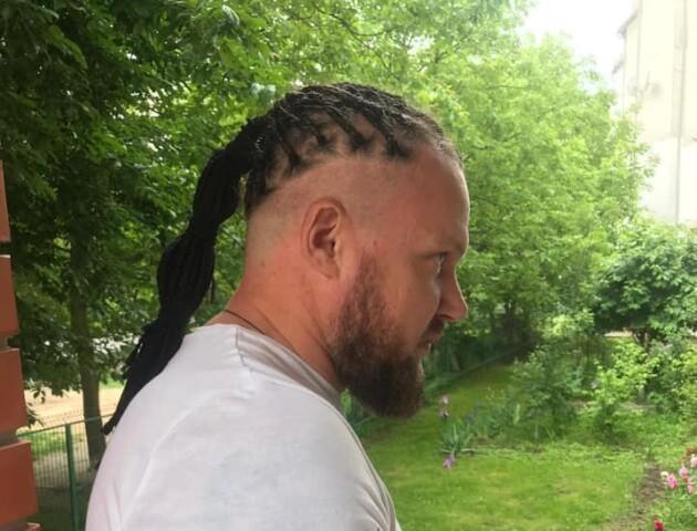 «Я вільний!» – Ігор Рицко пішов з політики і зробив зачіску, як у вікінга