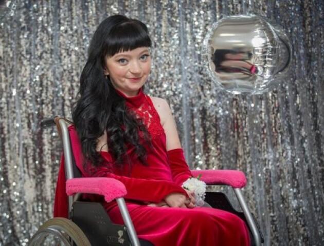 Волинянка пройшла у фінал конкурсу краси для дівчат з інвалідністю