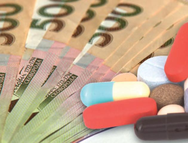 Cкільки коштів Волинь виділить на охорону здоров'я?