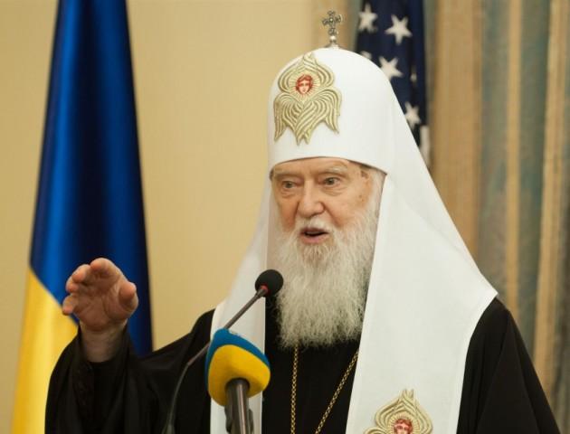 Патріарх Філарет: Томос буде, процес вже «пішов»