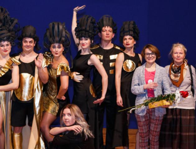 Луцький театр «ГаРмИдЕр»  кличе на Лесині «Апокрифи»