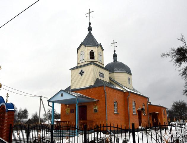 Ще одне волинське село думає про перехід до нової церкви
