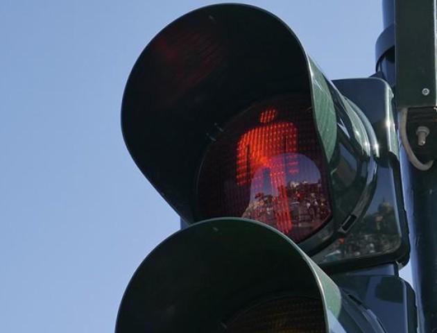 У центрі Луцька просять ще один світлофор