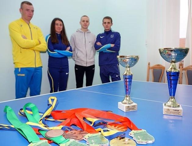 Волинські спортсмени вибороли нагороди на змаганнях у Івано-Франківську