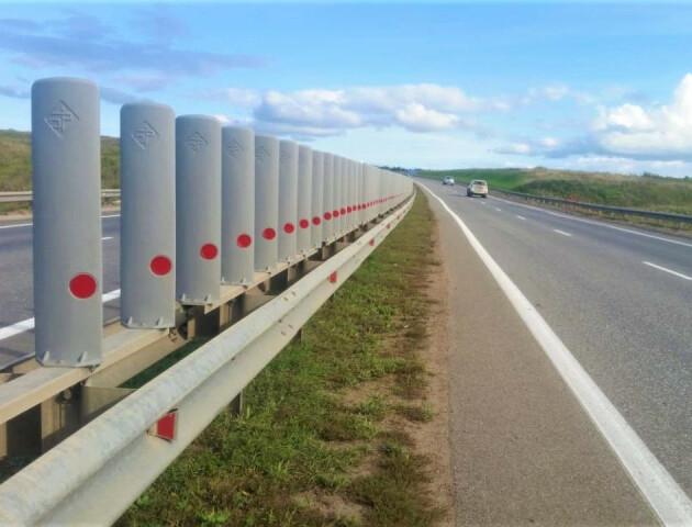 На дорогах України з'являться протизасліплювальні екрани