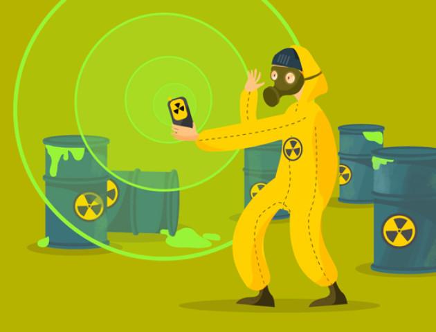 Повідомили рівень радіації у Волинській області