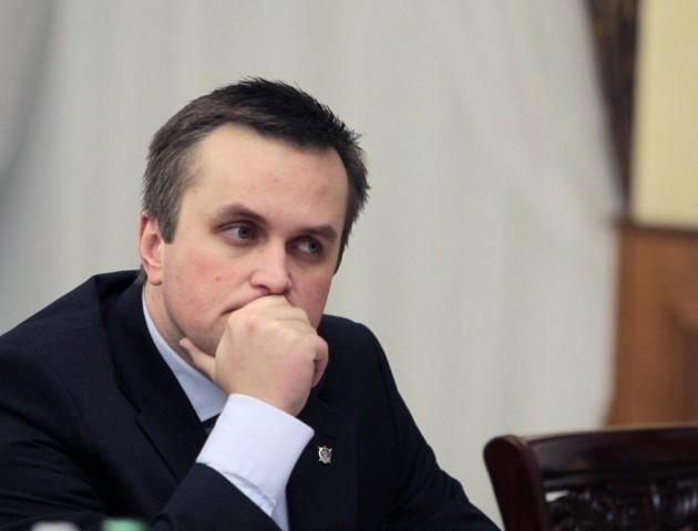 НАБУ оприлюднило запис розмов в кабінеті Холодницького