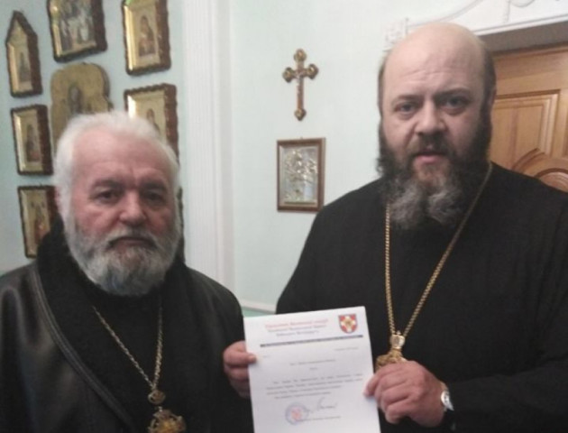 У Московському патріархаті покарали волинського священика, який перейшов у ПЦУ