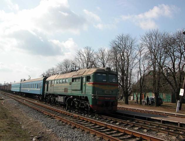 У Камені-Каширському хочуть закрити залізничну станцію