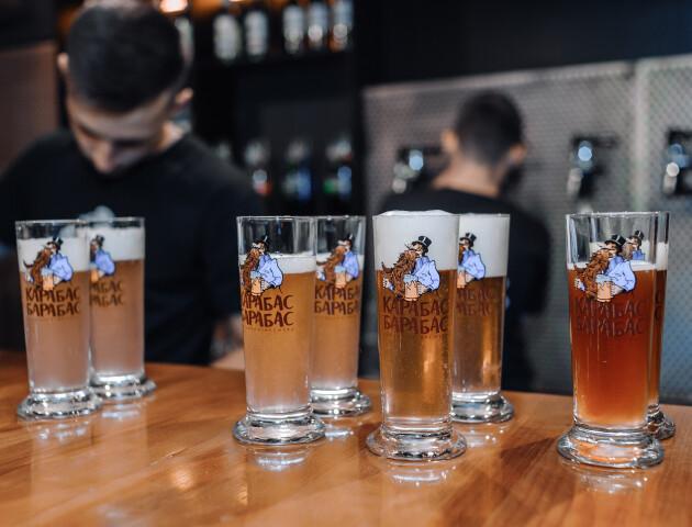 Замов обід у «Карабасі» – отримай пиво безкоштовно