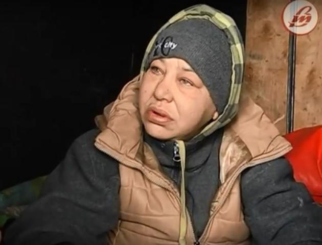 Бездомна, яку знайшли мертвою у Луцьку під мостом, не йшла до пунктів обігріву