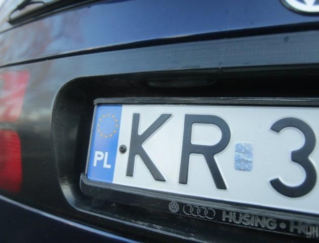 На Волині значно зросла кількість ДТП за участі авто на іноземній реєстрації