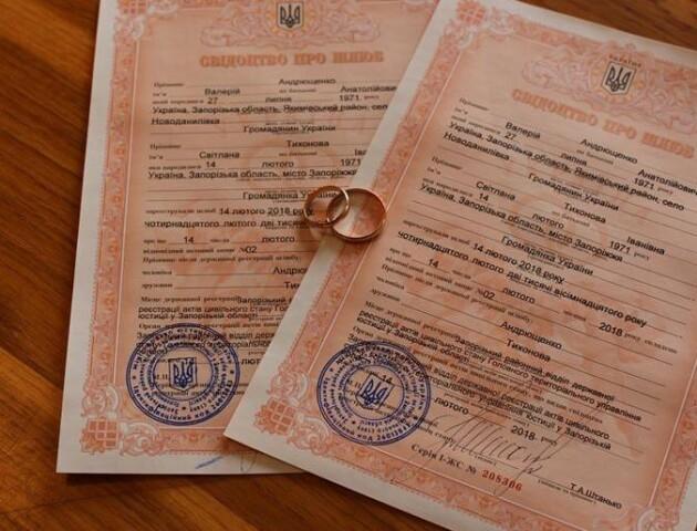 Українським нотаріусам хочуть дозволити реєструвати шлюби та розлучення