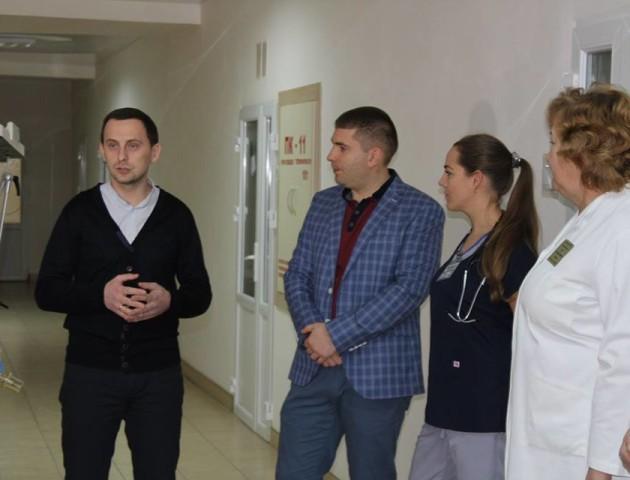Ковельський пологовий отримав обладнання для лікування новонароджених. ФОТО