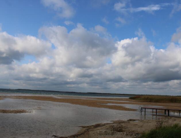 «Вода відійшла від берега на 60 метрів», – науковець Шацького нацпарку