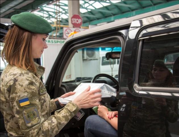 Волинські прикордонники затримали авто з «лівими» документами