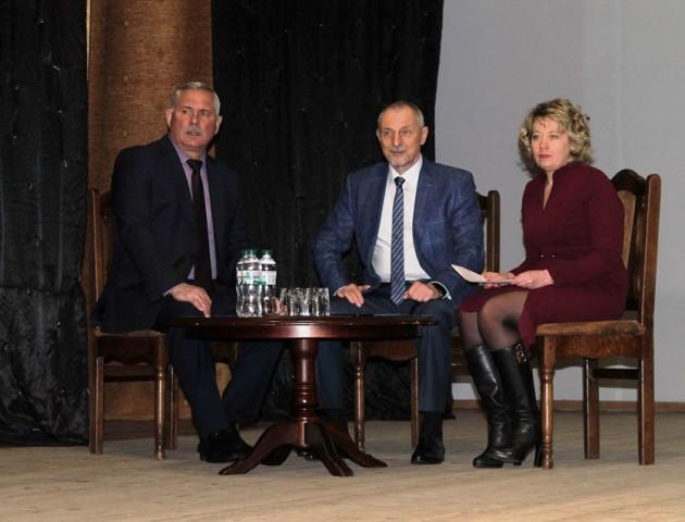Гроші, медицина і шахти: про що говорили на Раді регіонального розвитку у Нововолинську