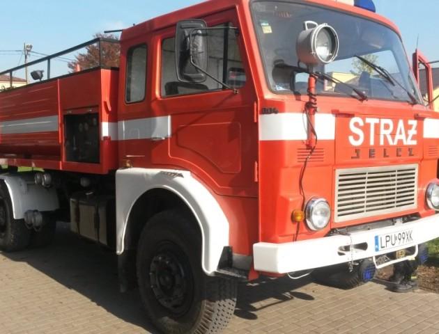 Волинські пожежники отримали подарунок від Польщі