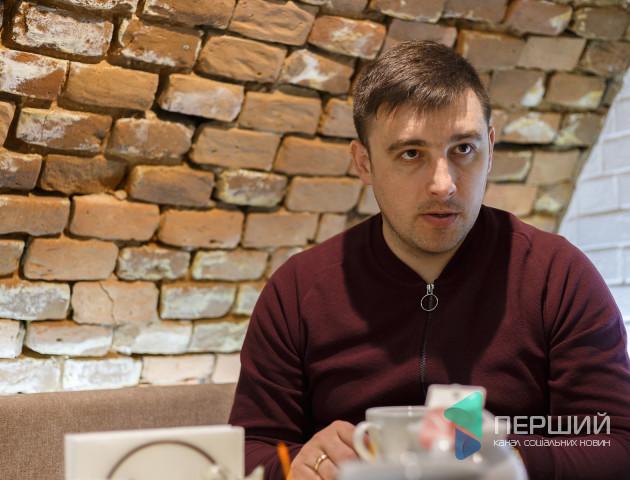 «В луцькій тюрмі в'язнів закидували гранатами, це не місце для хостелу!», - Павло Данильчук