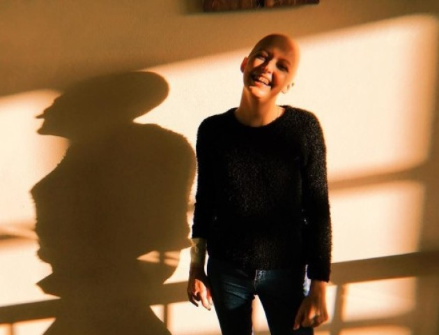 «Біль такий, що знеболювальні не допомагали», - онкохвора лучанка Мар'яна Пархом'юк