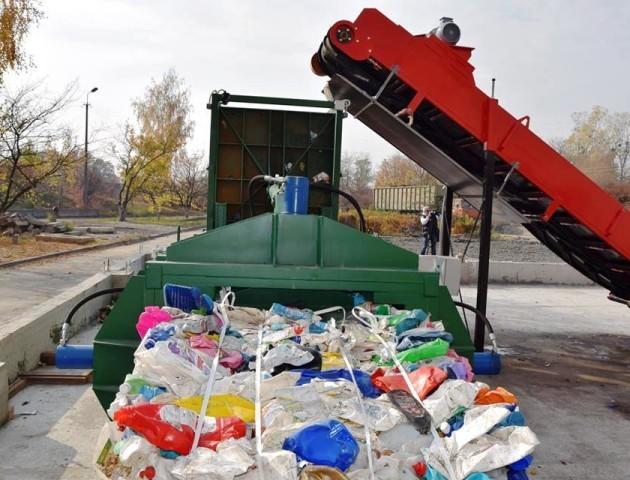 Нова сміттєсортувальна лінія безпечна для довкілля, - керівник «Луцькспецкомунтрансу»