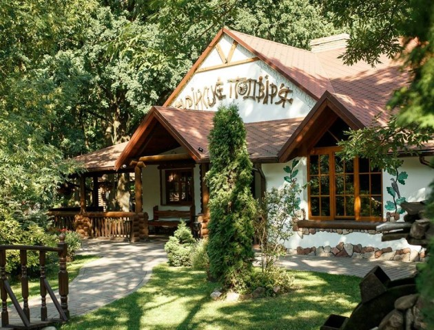 Відомий на Волині ресторан «Турійське подвір'я» закривають на реконструкцію