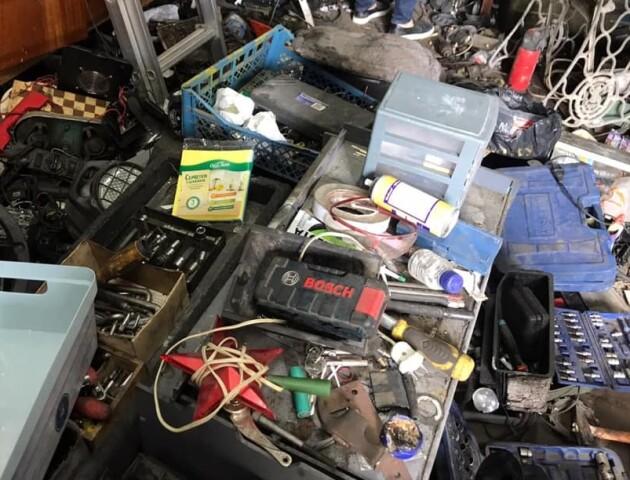 На Волині розшукують власників викрадених речей. ФОТО