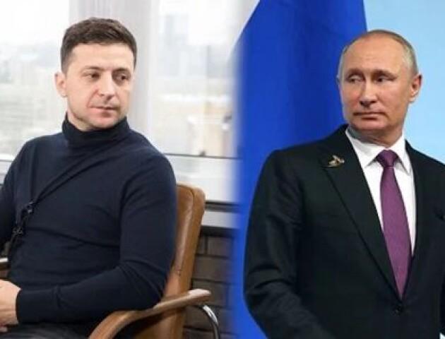 Зеленський розмовляв з Путіним. Що обговорювали?
