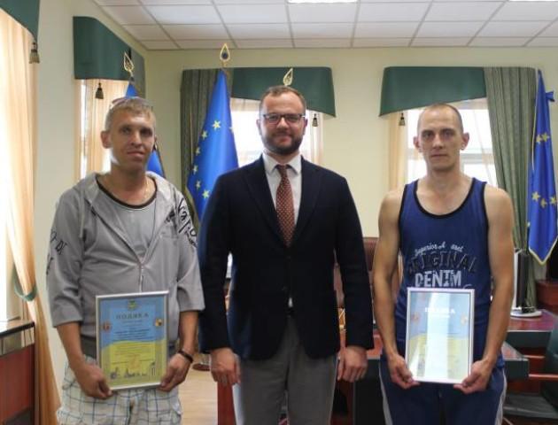 У Луцьку тролейбусників нагородили за хитрий маневр