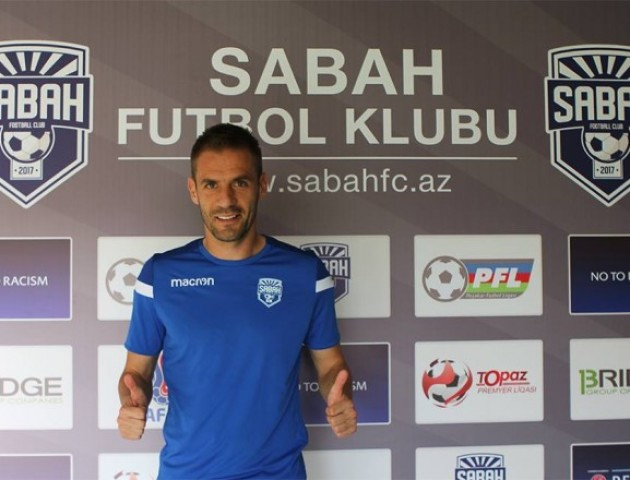 Колишній гравець ФК «Волинь» виступатиме за Азербайджан