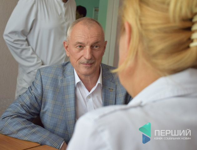 «Можна раз втратити кілька хвилин і виграти  життя», – Савченко про підписання декларації з лікарем