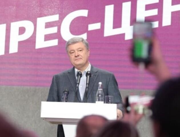 «Готовий передати Зеленському нашу «сітку».  Що сказав Порошенко одразу після виборів