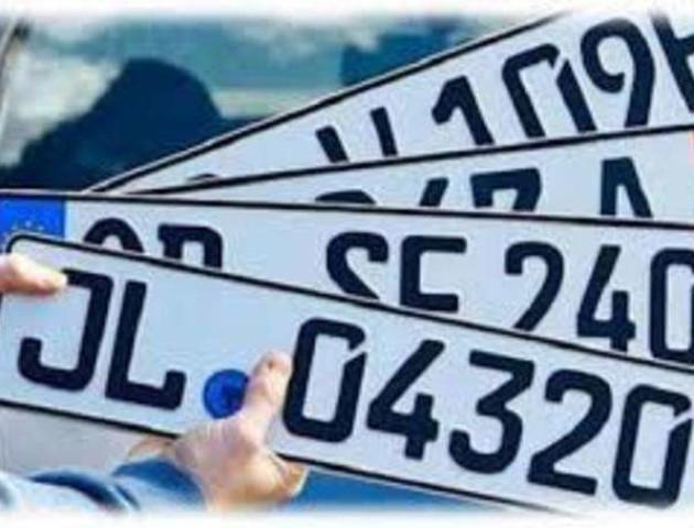 На Волині пропонують шлях легалізації автомобілів «на бляхах»