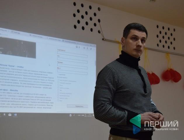 У Луцьку пропонують створити школу навчання з велоспорту
