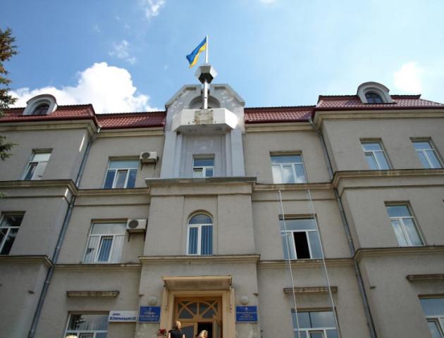 Активісти звинуватили Луцьку владу в тому, що вона розробила бюджет піару, а не розвитку. ВІДЕО