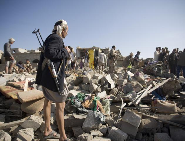 Столиця Ємену у вогні. Десятки вбитих і сотні поранених