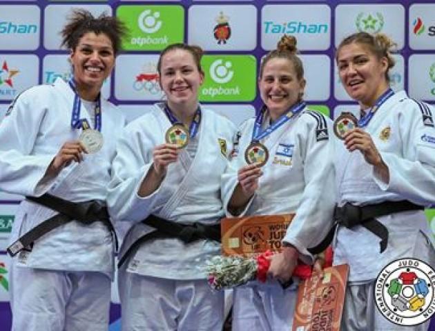 Волинянка представить Україну на Чемпіонаті Європи з дзюдо