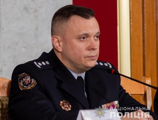 Що відомо про нового керівника поліції Волині Юрія Крошка