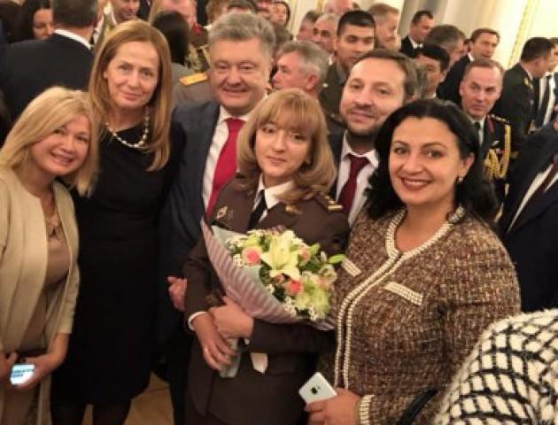 Вперше в Україні звання генерал-майора отримала жінка