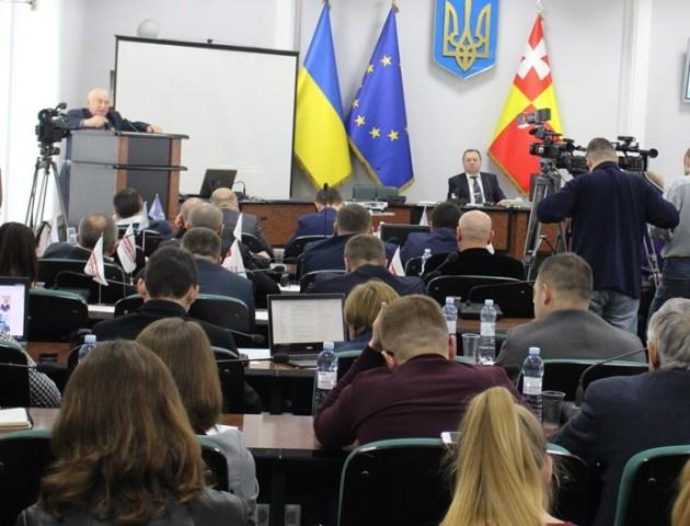 Луцькі депутати проголосували за «імпічмент Президента»