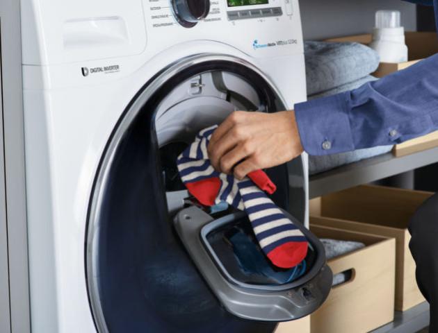 В ЛНТУ відкрили пральню для студентів. ВІДЕО