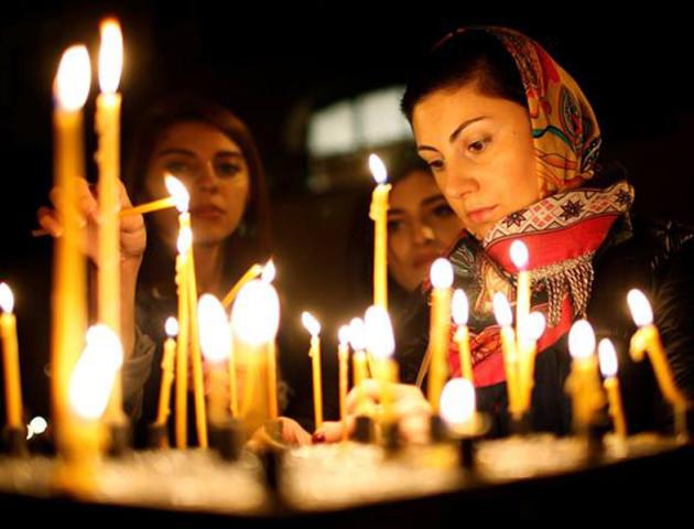Лучани спільно помоляться за полеглих на Майдані