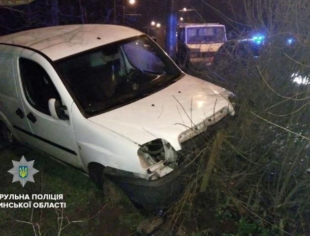 Поліція знайшла водія, який влаштував ДТП на Ковельській і втік