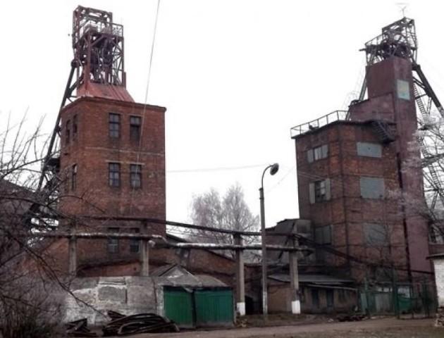 Волинська шахта №9 призупинила роботу
