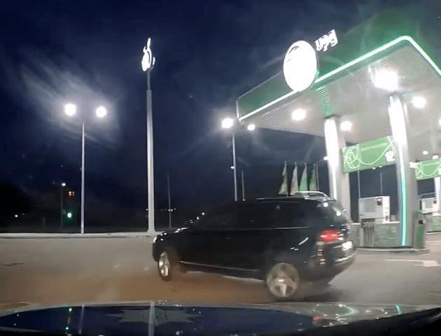 У Ковелі п'яний водій втікав від патрульних. ВІДЕО