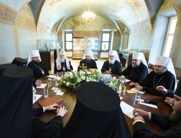 Волинський митрополит Михаїл не увійшов до першого складу синоду ПЦУ