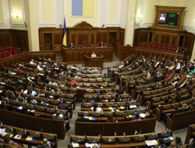 Рада провалила важливий для ОТГ законопроект