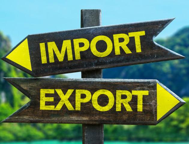 Що найбільше імпортують з України через Волинську митницю