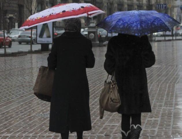 Знову дощ: якою буде погода в Луцьку та в області 28 грудня