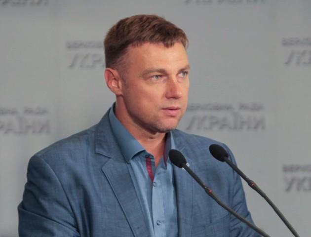 Ще один кандидат у президенти: до ЦВК подав документи нардеп Віталій Купрій